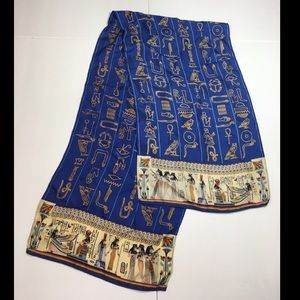 Accessories - Egyptian King Tut Scarf